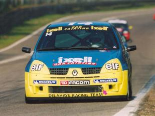 2003ClioCupBelux (3)
